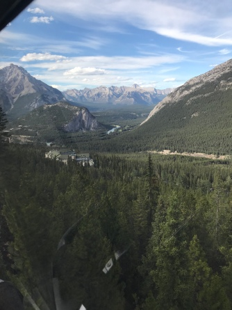 View from Gondola